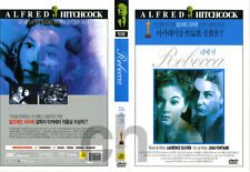 REBECCA (1940) - Alfred Hitchcock  DVD NEW