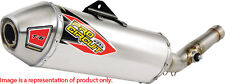 YAMAHA YZ 250F PRO CIRCUIT T-6 STAINLESS SLIP-ON EXHAUST 0131725A 2017-2018
