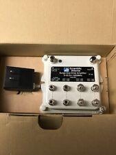 8 Port Scientific Atlanta Surge-Gap Drop Amplifier 5-42/54-1000MHz 4005043