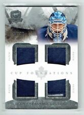 10-11 UD The Cup Foundations  Jean-Sebastien Giguere  /10  Quad Patches