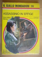 Assassinio in effige	Disney Doris Miles	Mondadori	1972	il giallo	1243	prima 219