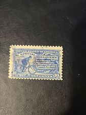 Scott# E12 Us Stamp 1922 10c Special Delivery Used Light Cancel Great Find-#1758