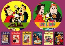 Little Lulu Comics (Dell - Gold Key) On Two DVD Rom's