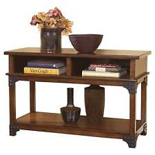 Murphy Console Sofa Table Medium Brown - Signature Design by Ashley