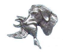 Labrador con anatra PELTRO SHOOTING pin badge