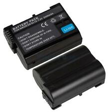 Lot2 High energy EN-EL15 ENEL15 Camera Rechargeable Battery for Nikon D7000 D800