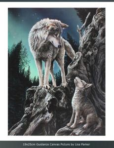 Guidance Canvas Picture By Lisa Parker. Size 19x25cm