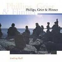 Phillips, Grier & Flinner - Looking Back [New CD]