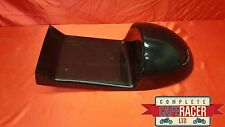 HONDA CX 500 STYLE CAFE RACER FIBREGLASS SEAT FINISHED IN BLACK