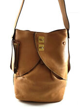 Chloe Beige Leather Medium Paraty Handbag, Women's Bag. MSRP +1000$