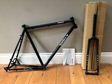 Surly 2020 Straggler 650b Frameset (frame & forks) Size 52cm Colour Gloss Black
