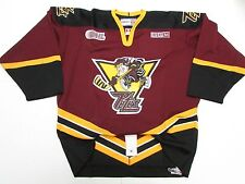 PETERBOROUGH PETES OHL AUTHENTIC PRO CCM HOCKEY JERSEY SIZE 54