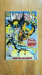 Wolverine, #60 (1992, Marvel Comics) High Grade