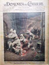 La Domenica del Corriere 3 Gennaio 1932 Arnaldo Mussolini Primavera Fiamma Moda
