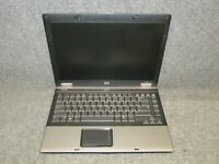 """HP Compaq 6535b 14"""" Laptop w/ AMD Athlon II X2-QL64 2.10GHz 2GB RAM 320GB HDD"""