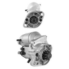 Démarreur pour moteur Kubota Schäffer toro... f2803 d1402 v2203... 028000-6240 js734