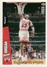 1996 Upper Deck Nestle Slam Dunk #4 Michael Jordan (2018-0629)