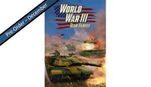 TEAM YANKEE RULEBOOK THIRD EDITION - HARDCOVER - WW-3 - NOW