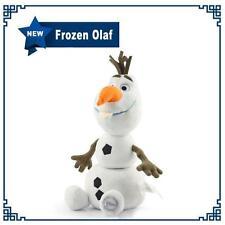 """12"""" 30cm Disney Frozen Pupazzo Di Neve Olaf Morbido Peluche Giocattolo Bambola"""