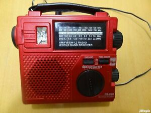 Grundig FR 200 AM/FM survival radio