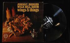 Johnny Hodges & Wild Bill Davis-Wings & Things-Verve 8630-MONO