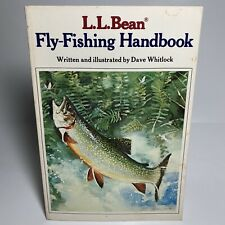 LL Bean Fly Fishing Handbook Dave Whitlock Tackle Casting Tying Paperback Book