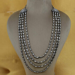 Indian Sterling Silver Necklaces