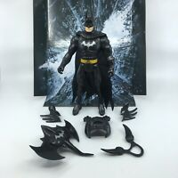 Batman 25cm Action Figure with Weapon Sound Light Batman Vs Sumerman AU