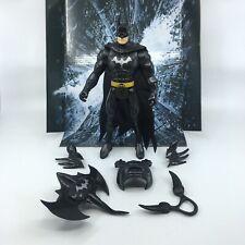 Batman 25cm Action Figure with Weapon Sound Light Batman Vs Sumerman AU