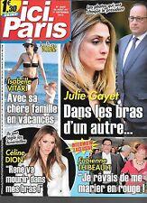 ICI PARIS N° 3660--GAYET & HOLLANDEE/VITARI/DION & RENE/THIBEAULT MARIAGE