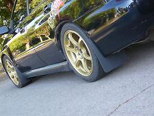 Subaru WRX, STI, Impreza '02-'07 Originalz Rally Mud Flaps, ROKBLOKZ 2002-2007