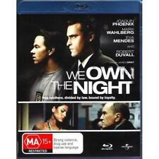 WE OWN THE NIGHT - BRAND NEW & SEALED BLU-RAY (JOAQUIN PHOENIX, MARK WAHLBERG)