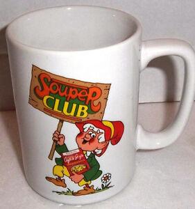 Keebler ERNIE Elf Souper Club Lipton Cup O Soup Coffee Mug Personalized JOANNE