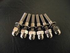 BMW R1100RT  R1150RT  R1100GS  R1150GS STAINLESS STEEL EXHAUST STUDS