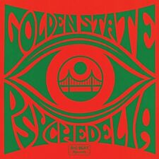 GOLDEN STATE PSYCHEDELIA  CD NEUF