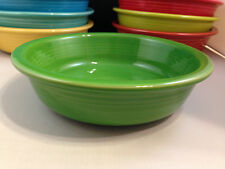 Fiestaware Cereal Bowl Medium 19 oz Shamrock Homer Laughlin Fiesta