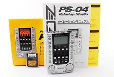 """Excellent"" ZOOM PS-04 Palmtop Studio Digital 4 Track Recorder From Japan #488"