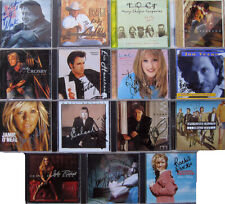 country cd cover signed autographed