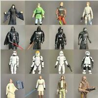 Lot Star Wars Series Clone Trooper Stormtrooper Tie Fighter Pilot Action Figuer