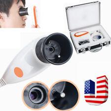 5.0 MP USB Iriscope Iris Analyzer Iridology camera Pupilometer+Software Health