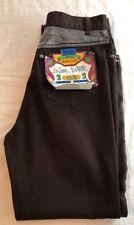 Vintage Monique Brown Jeans Embelished Size 14 X 31 NWT RARE