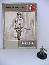 Imperial sargento, Axis & Allies-Base Set, 45/48, Tarjeta C/W