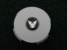 "FORMULA BOAT FUEL GAS CAP COVER & "" BLACK "" EMBLEM W SAFETY CABLE AS SHOWN NEW !"