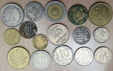 Argentina - Lot of 16 Different Coins