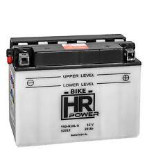 Motorradbatterie 12V 20Ah Y50-N18L-A C50-N18L-A 52012 Starterbatterie