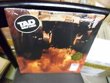 TAD Salt Lick LP NEW YELLOW RED Colored vinyl + LARGE poster & download