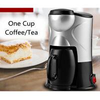 Coffee Maker Moka Espresso Coffeemake Machine Brewer Quick Brew Drip Cups NEW