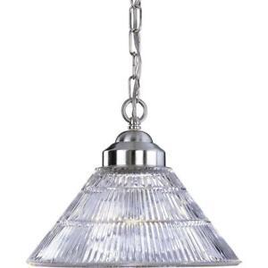 Volume Lighting V1806-33 1-Light Glass Pendant