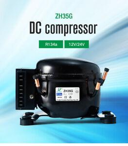 NEW 12V / 24V DC Refrigeration Refrigerator Fridge Compressor ZH35G WTY FREEPOST