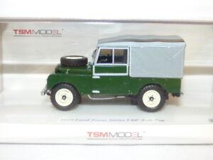 "TSM 1957 Land Rover Series 1 88"" Soft-Top."